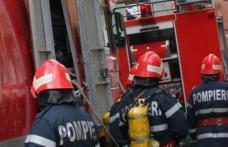 Incendiu izbucnit la centrala termică a unei case din Ibănești