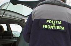 Tânăr depistat la volan de poliţiştii de frontieră din Dorohoi fără permis și sub influența băuturilor alcoolice