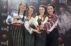 """""""Fetele din Botoșani"""" au adus în România Trofeul """"Potcoava de Aur"""" - FOTO"""