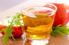 Curățarea ficatului cu suc de mere