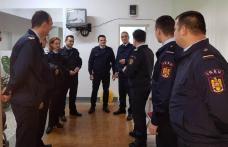 """În slujba cetățenilor până la capăt... Angajații ISU Botoșani donează astăzi sânge în cadrul Campaniei """"Donează sânge, fii erou"""" - FOTO"""