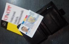 Permis de conducere fals cumpărat cu 230 euro, prezentat la control