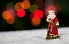 Moş Nicolae există! El este fiul lui Moş Crăciun - FOTO