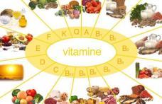 Vitamine cu rol important în dezvoltarea copiilor