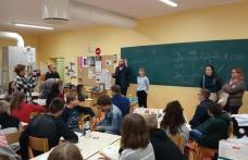 Profesori și elevi de la Școala Gimnazială nr.1 Ungureni au participat la prima mobilitate din cadrul unui proiect Erasmus + FOTO