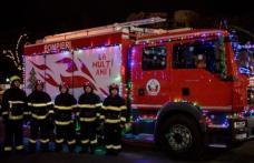 Sfaturi de la pompieri pentru Sărbători de Iarnă fără evenimente neplăcute