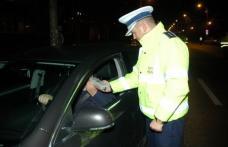 Încă un şofer băut, depistat de poliţişti. Avea o alcoolemie de 0,73 mg/l în aerul expirat