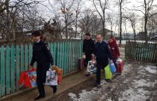 Speranță oferită de pompieri pentru două familii din Dorohoi și Avrămeni - FOTO