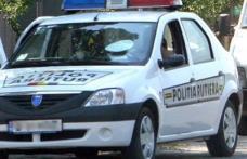 A fost prins la volanul unui autovehicul neînmatriculat