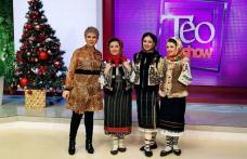 Fetele din Botoșani și-au prezentat noul CD la emisiunea Teo Show de la Kanal D – VIDEO/FOTO