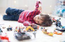 Jucăriile care pot afecta dezvoltarea copiilor
