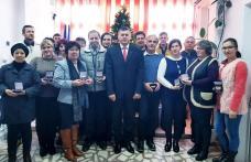 DISTINCȚII DE EXCELENȚĂ pentru angajații Primăriei comunei Ibănești