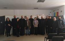 Cerc Pedagogic al Profesorilor de Religie desfășurat la Liceul Regina Maria din Dorohoi - FOTO