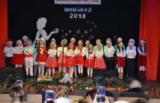 """""""Carnavalul Zăpezii"""" al Clubului Copiilor Dorohoi s-a încheiat după două zile de spectacol - FOTO"""