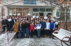"""Rezultate răsplătite la Școala Gimnazială """"Mihail Kogălniceanu"""" Dorohoi - FOTO"""