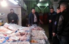 Amplă acțiune de verificare a agenților economici care comercializează carne