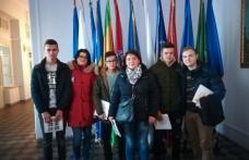 "Liceul ""Regina Maria"" Dorohoi – prima mobilitate Erasmus+ în Pozega, Croația - FOTO"