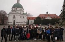 """Școala Gimnazială """"A.I. Cuza"""" Dorohoi încheie cu succes prima mobilitate în cadrul proiectului Erasmus+ """"Uniting the differencies"""" - FOTO"""