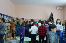 Târgul de Carte de Crăciun – un eveniment fundraising de succes la Biblioteca Municipală Dorohoi - FOTO