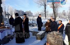 Eroii Revoluției din 1989 comemorați și în acest an la Dorohoi – FOTO