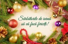 Redacția Dorohoi News urează tuturor cititorilor Crăciun fericit !