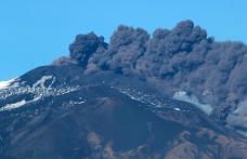Erupție vulcanică urmată de un cutremur, într-o zonă locuită de mii de români