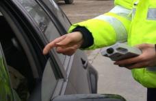 ȘMECHER cu acte în regulă! Depistat în timp ce conducea beat și fără permis