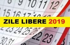 Zile libere 2019. Vești bune! Calendarul sărbătorilor legale