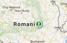 Cutremur în zona seismică Vrancea, cu epicentrul în judeţul Buzău. Ce magnitudine a avut