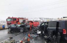 Accident teribil de sărbători! O întreagă familie din Botoșani distrusă într-un accident în județul Cluj - FOTO