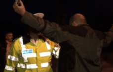 Trei tineri s-au ales cu dosar penal după o razie a poliției pe raza localităţii Vârfu Câmpului