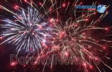 Revelion 2019: Vezi focul de artificii de la Dorohoi, oferit de autoritățile locale la trecerea dintre ani! – VIDEO/FOTO