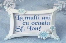 Sfantul Ioan 2019. Peste două milioane de români îşi serbează onomastica. Ce trebuie să faci pentru a fi sănătos tot anul