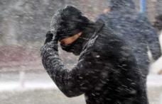 Meteorologii avertizează! Ninsori, viscol, precipitaţii mixte şi polei în județul Botoșani