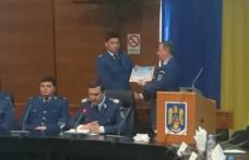 """Un jandarm din cadrul Detașamentului Dorohoi a fost desemnat """"Jandarmul județului Botoșani"""" pentru anul 2018"""
