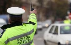 Acțiune organizată de polițiști: Permise suspendate și zeci de amenzi aplicate
