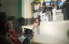 Scăpare de gaze într-un bloc din Dorohoi! Intervenție promptă a autorităților - FOTO