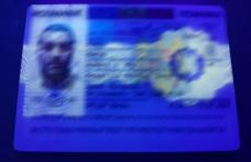 Moldovean depistat în Punctul de Trecere a Frontierei Stânca cu o Carte de identitate falsă