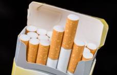 Dosar penal pentru un bărbat din Brăești prins cu țigări de contrabandă