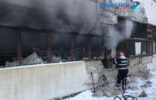 Intervenții ale pompierilor la două incendii izbucnite în Dorohoi și Ibănești - FOTO