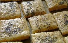 Biscuiți cu iaurt și mac