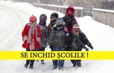Anunț de ultimă oră! Toate școlile din țară vor fi închise vineri din cauza gripei