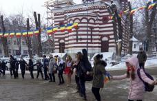 """Unire -n Cuget, și-n Simțiri!"" - Manifestari dedicate zilei de 24 Ianuarie la Dorohoi - FOTO"