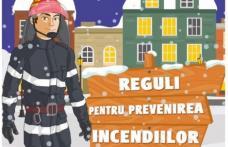 SVSU Dorohoi: Atenție la regulile de prevenire a incendiilor!