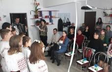 """Cerc pedagogic la Școala Profesională Specială """"Ion Pillat"""" Dorohoi - FOTO"""
