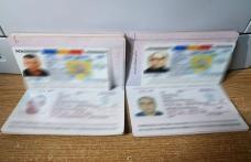 Cărţi de identitate false, descoperite la controlul de frontieră din Vama Stânca