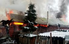Zi de foc pentru pompierii botoșăneni. Trei incendii în mai puțin de două ore!