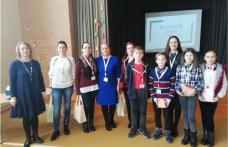 """Școala Gimnazială """"Mihail Sadoveanu"""" Dumbrăvița - prima activitate de Proiect Erasmus+ KA229 în Lituania"""