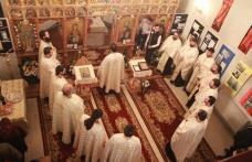 Sfinții Trei Ierarhi prăznuiți la Seminarul Teologic Dorohoi - FOTO