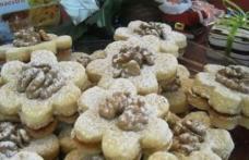 Biscuiți fragezi cu gust de lămâie
